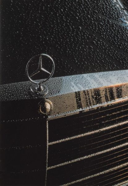 Ретро-рекламные проспекты от Mercedes-Benz (129 фото)