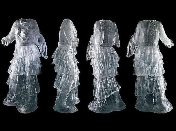 Стеклянная скульптура (20 фото)