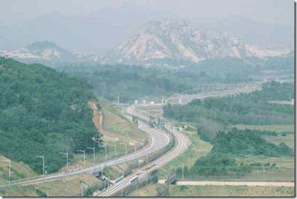 Корейская демилитаризированная зона