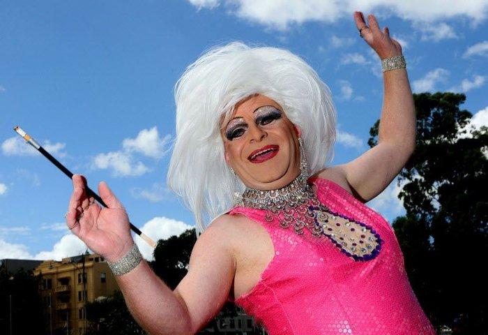 """""""Парад Гордости 2011"""" в Мельбурне (7 фото)"""