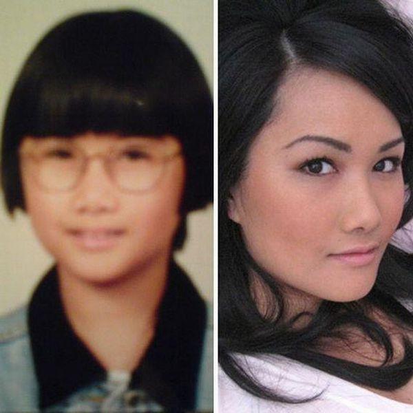 Изменение людей со временем (22 фото)