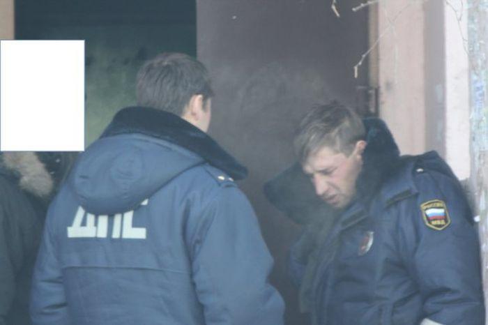 Господа полицейские отдыхают в Чите (8 фото)