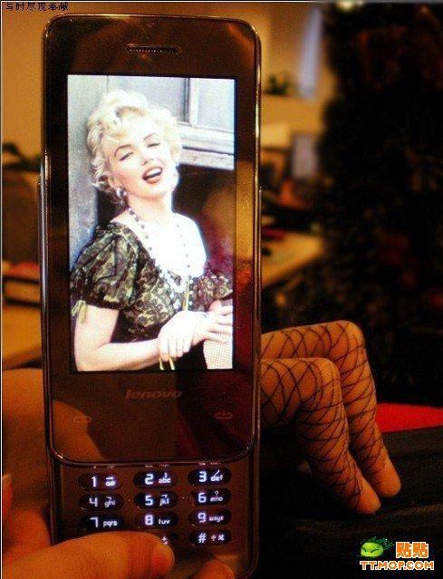 Развлечение с телефоном (11 фото)