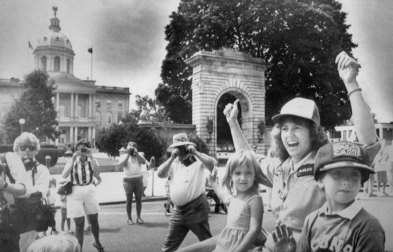 bp03 Катастрофа шаттла Челленджер 25 лет спустя