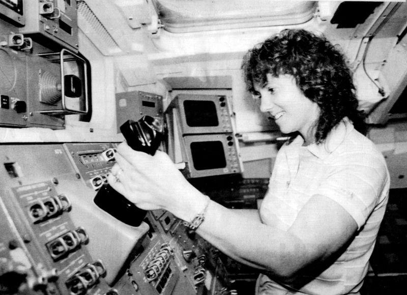 bp10 Катастрофа шаттла Челленджер 25 лет спустя
