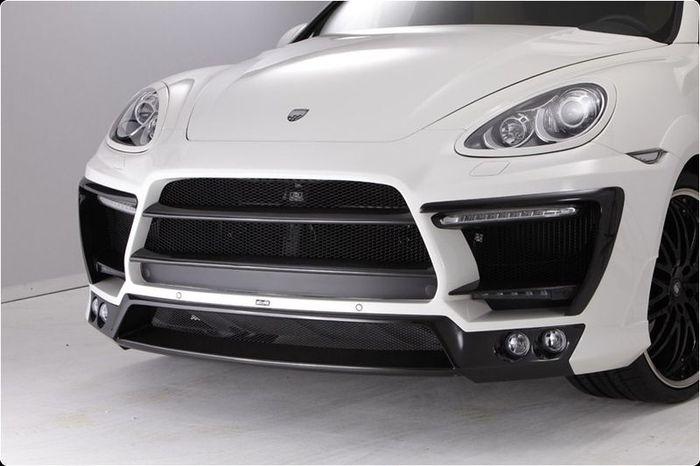 Lumma Design показали новый обвес для Porsche Cayenne (13 фото)