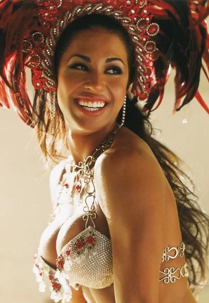 Звезды бразильского Playboy 2007 (11 фото)