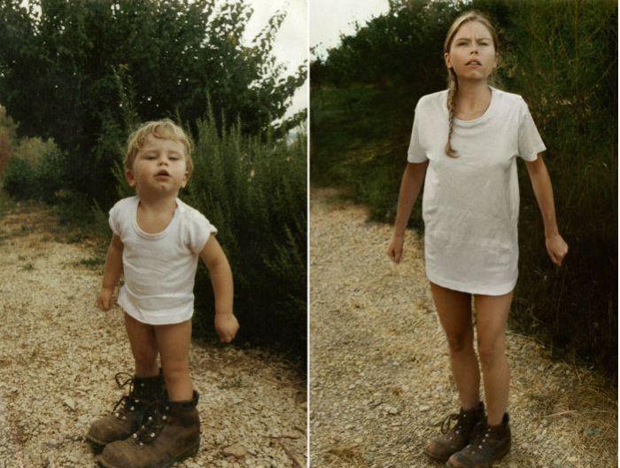 Спустя годы (17 фото)