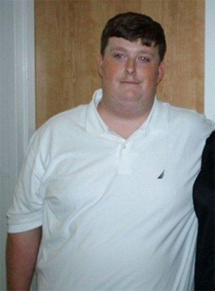 Похудел на 45 килограммов (12 фото)