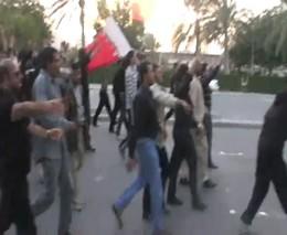 Армия Бахрейна расстреливает демонстрантов