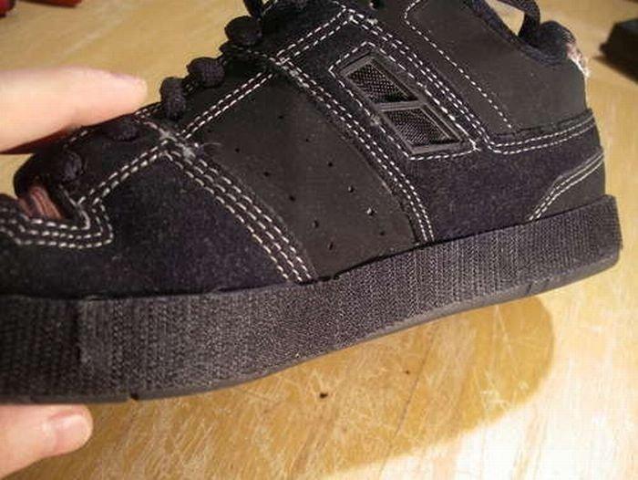 Светящиеся кроссовки (9 фото)
