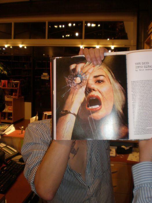 Забавы с обложками журналов (21 фото)