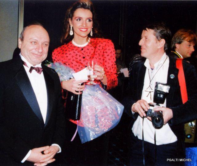 Конкурс Мисс Очарование - 1989 (35 фото)