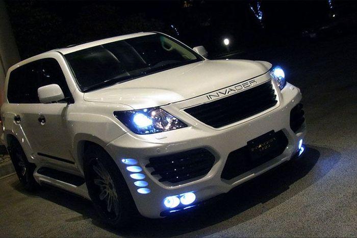 Invader Technologies подготовили шок для Женевского автосалона (8 фото)