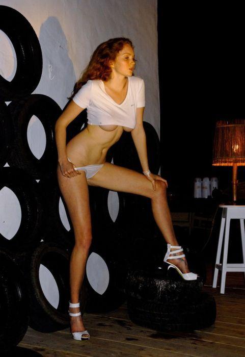 модель девушки cs