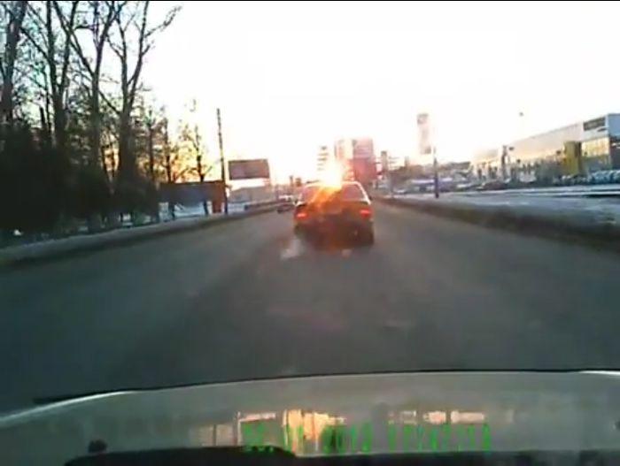 Авария дня часть 445 (фото+видео)