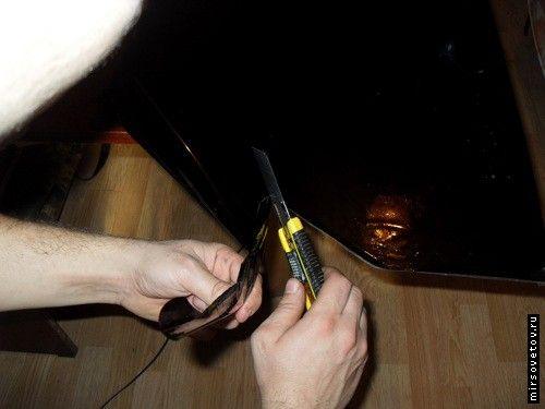 Съемная тонировка своими руками (19 фото)