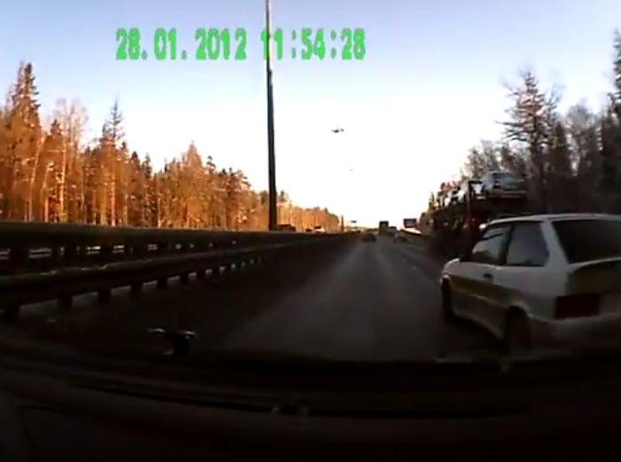 Авария дня часть 447 (фото+видео)
