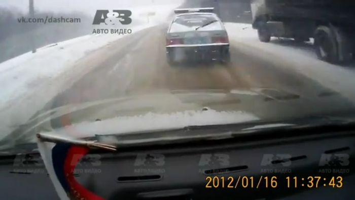 Авария дня часть 448 (фото+видео)
