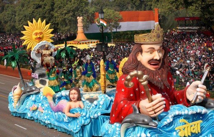 Индия отметила День Республики (22 фото)