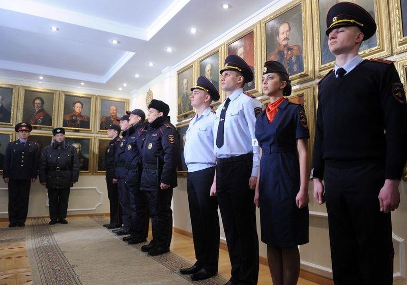 Инструкция И Фото К Новой Форме Полиции