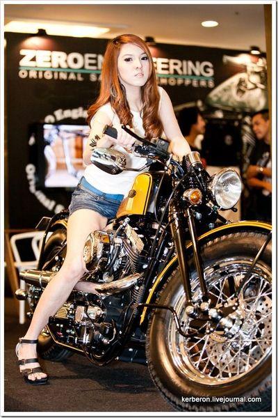 Motorbike Festival 2012 в Бангкоке (44 фото)
