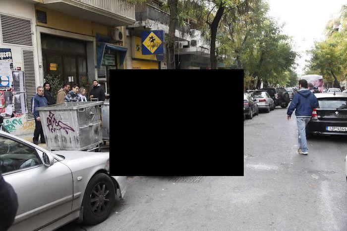 Проблема с неправильной парковкой решена (5 фото)