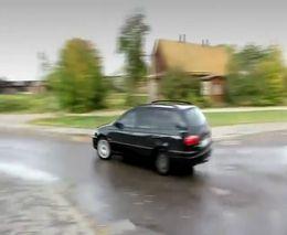 Белорусский дрифт по городу
