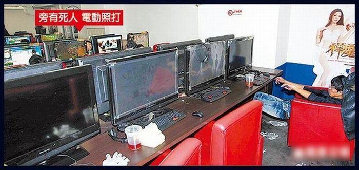 Тайваньский геймер скончался во время игры в Warcraft (4 фото)