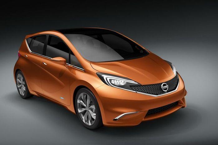 Новый концепт Invitation от компании Nissan (12 фото)