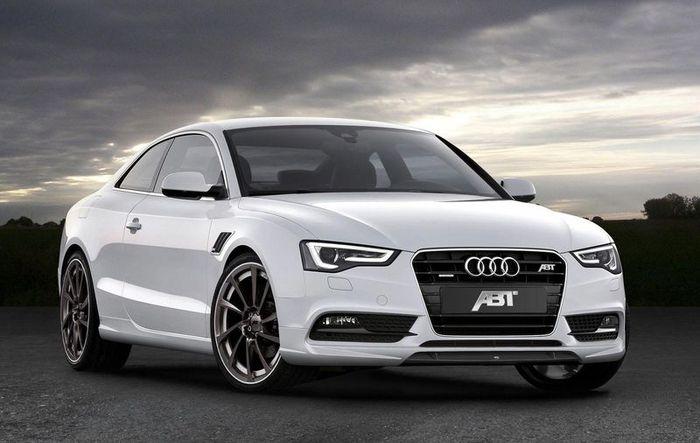Audi A5 Coupe получил пакет тюнинга от ABT (2 фото)
