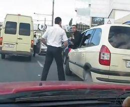 Дорожные разборки по-молдавски