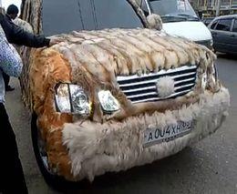 Дагестанский тюнинг Lexus LX
