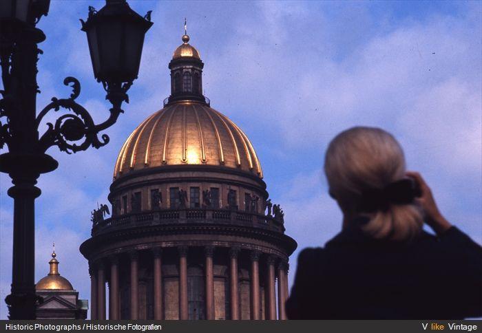 Ленинград 1965 г. глазами английского туриста (51 фото)