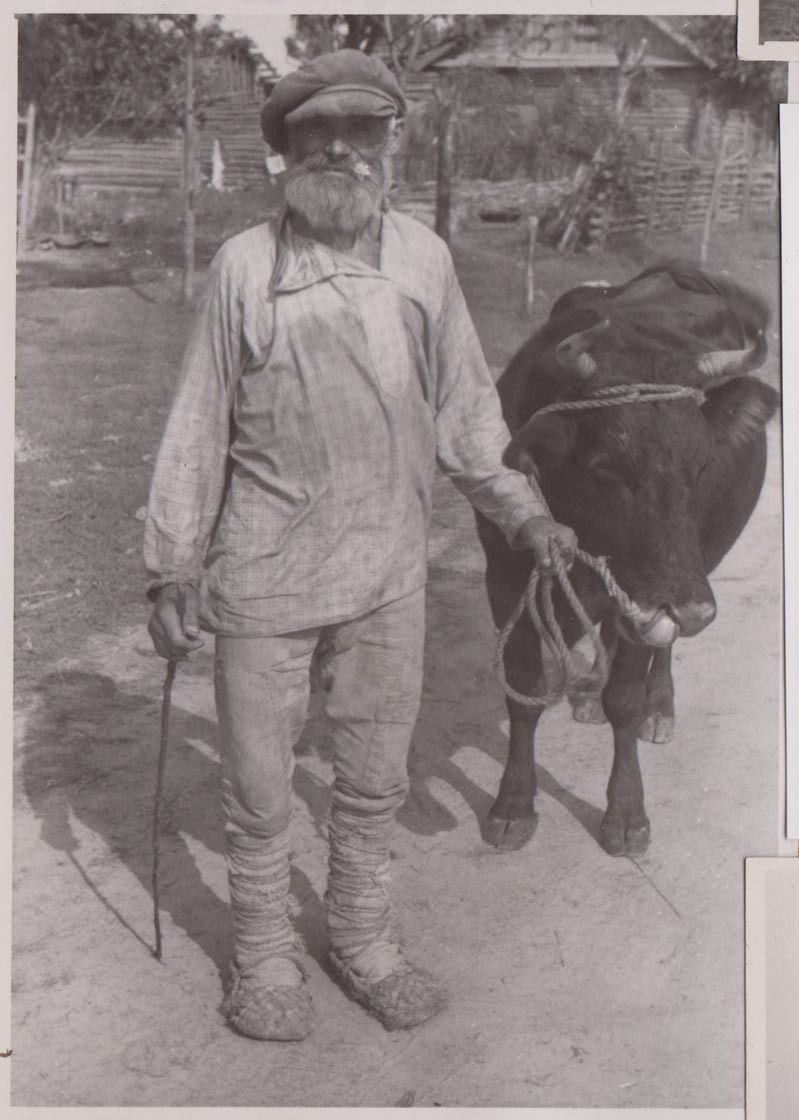 фото советских крестьян длинные