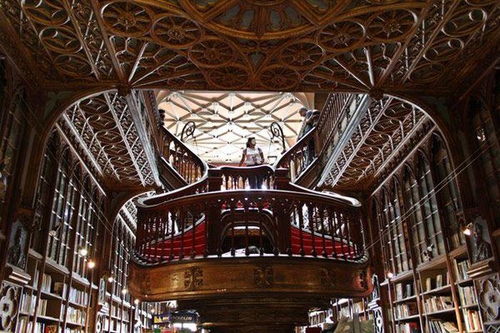 Идеальные книжные магазины (29 фото)