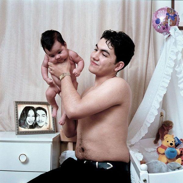 Малолетние отцы (7 фото)