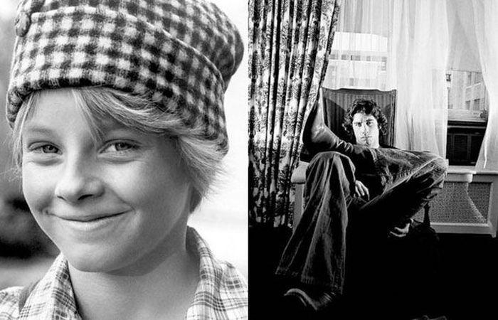 Редкие фотографии знаменитостей прошлого (32 фото)