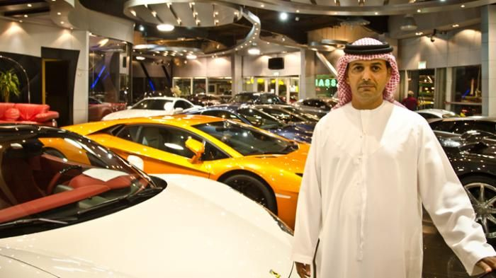 Лучший дилер суперкаров в мире (17 фото)