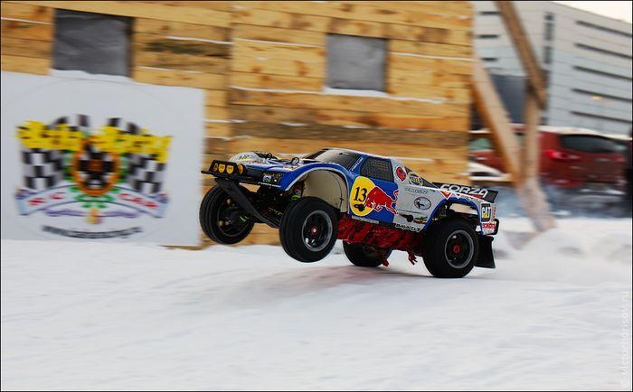 Winter Baha Racing 2012 (20 фото+видео)