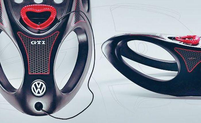 Санки от известных автомобильных брендов (17 фото)