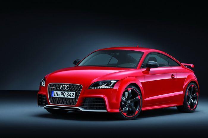 Audi TT RS plus стал еще чуточку мощнее (36 фото)
