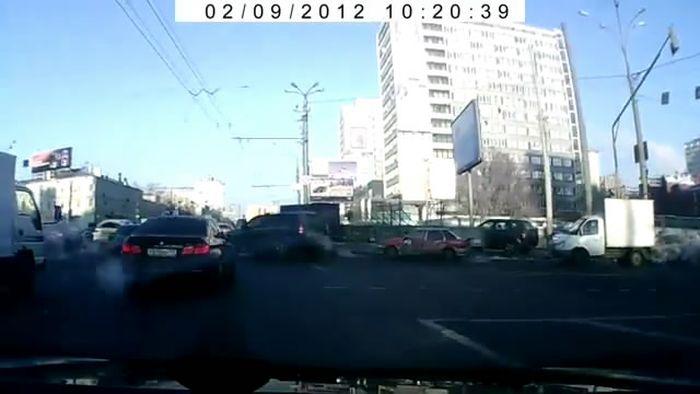 Авария дня часть 462 (фото+видео)