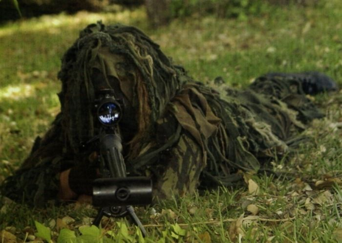 Военный камуфляж (18 фото)