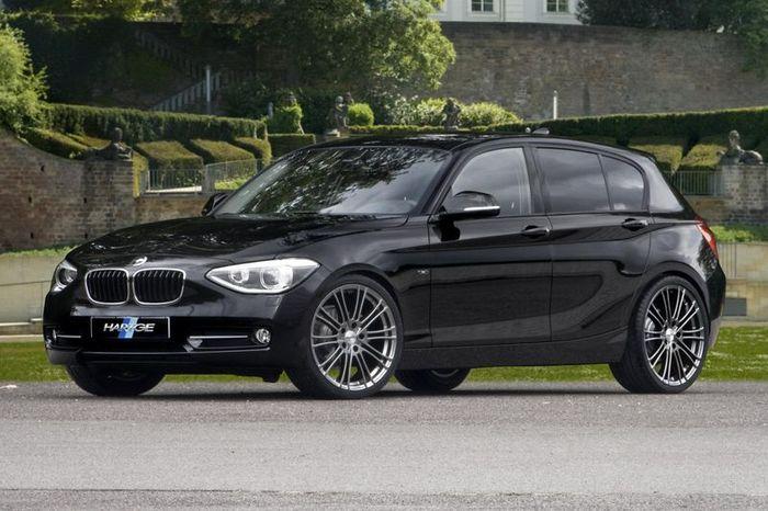 Ателье Hartege поработало над BMW 1-Series (10 фото)