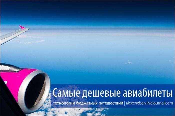 Как правильно экономить на авиабилетах? (42 фото)