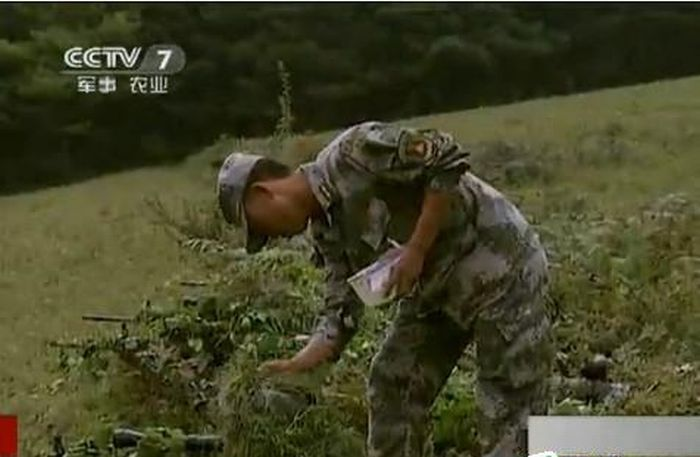 Как готовят китайских снайперов? (8 фото)