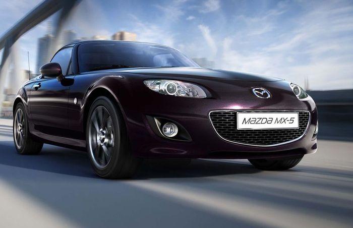 Компания Mazda показа MX-5 Spring Edition (5 фото)