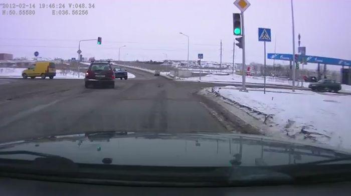 Авария дня часть 464 (фото+видео)