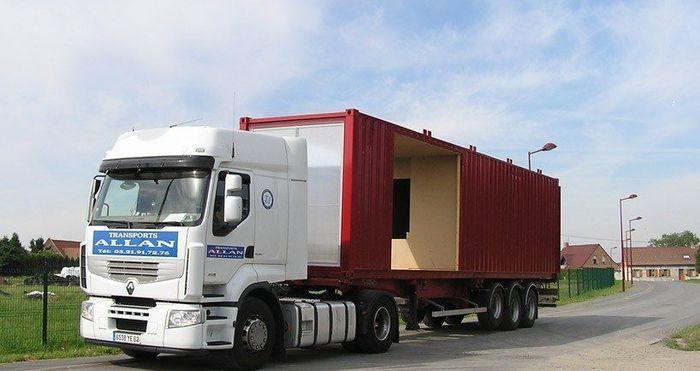 Жизнь в грузовых контейнерах по французски (18 фото)